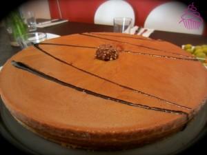 Tarta Ferrero