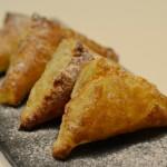 Triangulitos de nutella