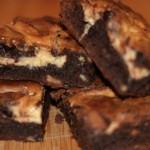 cheese-brownie