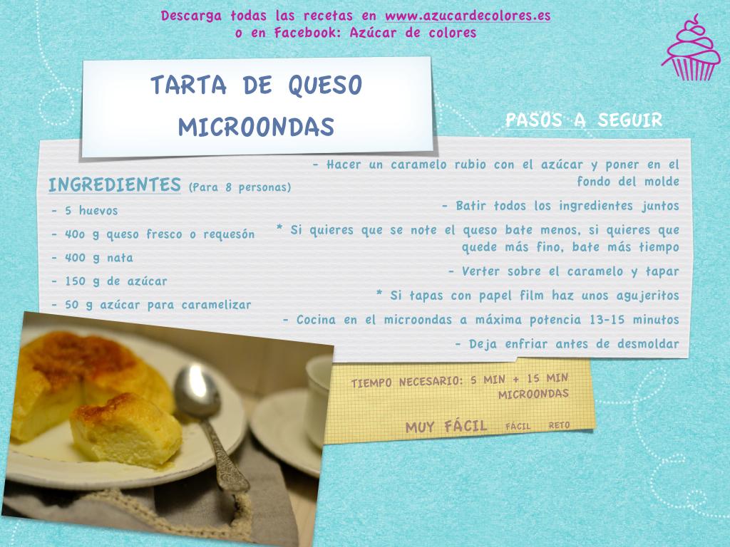 tarta de queso microondas.001