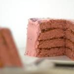 layer cake cereza