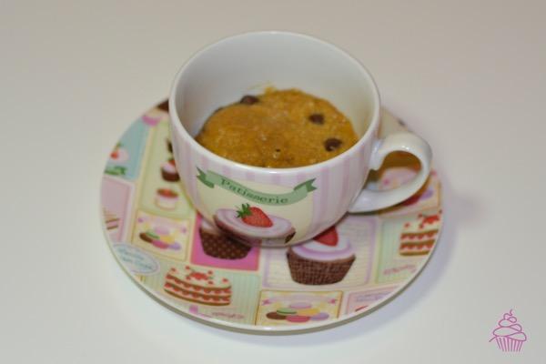 cookie mug cake