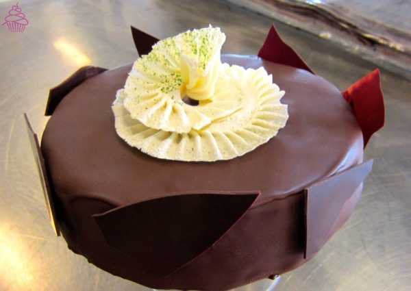 Tarta Sacher actualizada 2