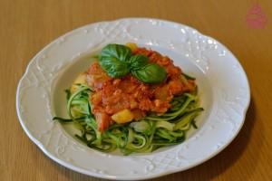spaghetti calabacin